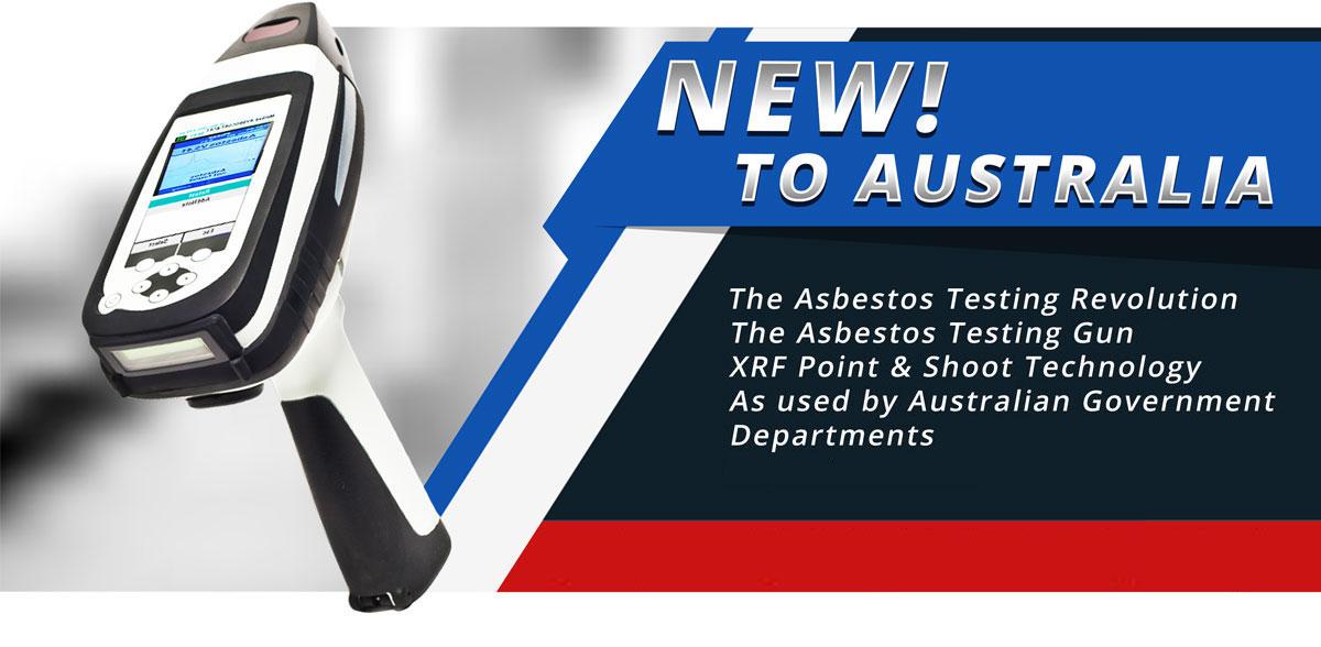 Testing gun for asbestos used in Asbestos Watch Rockhampton